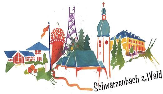 Stadt Schwarzenbach am Wald_Logo Mai 2021