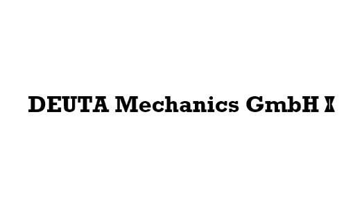 Deuta Mechanics GmbH_LogoMai2021